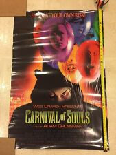 Carnival of Souls 1998 Wes Craven Cult Classic Remake Movie Poster 40x27