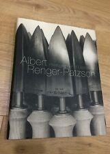 Albert Renger-Patzsch: Photographer of Objectivity hardback 1st ed 1997 Thames