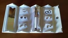 Pierre Cardin Ladies 6 Piece Earing and Pen Set