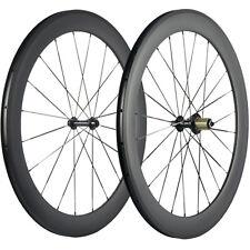UD Matte Clincher Carbon Wheels 60mm Road Bike Carbon Wheelset R13 Carbon Wheel