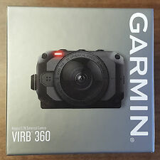Garmin Virb 360 Video Action Waterproof Camera w/ Tripod 010-01743-00 In Stock