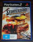 PS2. Stuntman Ignition (PAL EUR/AUS) Sony Playstation 2 Game