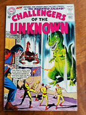 CHALLENGERS OF THE UNKNOWN #43 DC COMICS 1 BOOK COMIC LOT
