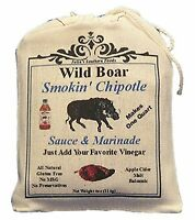 Julia's Wild Boar Chipotle Sauce and Marinade Mix, Makes 1 Quart of Sauce