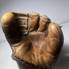 Vintage Rawlings Playmaker Pm5 Hank Baurer Stampted Glove