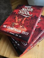 BATTLE OF THE YEAR 2017 BOXSET  2 CD NEU