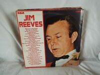 Jim Reeves The Country Side Of Jim Reeves 3 LP Set Camden Vinyl Record