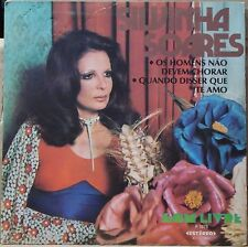 "SILVINHA SOARES 1975 Funk Soul Boogie RARE! PS 7"" BRAZIL 45 HEAR"