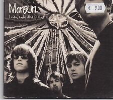 Mansun-I Can Only Disappoint U promo cd single