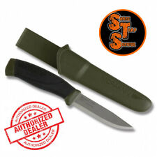 Mora of Sweden Companion MG 860 Stainless Steel Fixed Blade Knife Morakniv