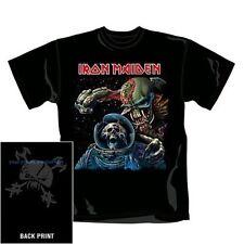 IRON MAIDEN - Final Frontier Album - T-Shirt - Größe Size M - Neu