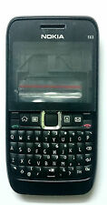 Nokia E63 (Black) Body Panel New Product Faceplate, Housing Body Panel