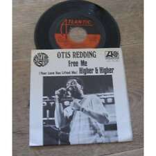 OTIS REDDING - Free Me Rare Sweden PS 7' Soul Funk 1969