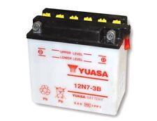 12V 7Ah YUASA Batterie 12N7-3B für MBK Doodo 125, Yamaha XN 125 Teos