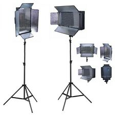 LED Film & Studio Camera Video Light Lighting Kit Stand