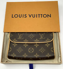 Louis Vuitton Monogram Pochette Florentine Fanny Pack Belt Bag Waist Pouch