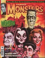 Famouse Monsters of Filmland #264 The Munsters Sid Haig 030218DBE
