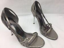 ALDO 100% Leather Strappy, Ankle Straps Stiletto Women's Heels