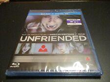 "BLU-RAY NEUF ""UNFRIENDED"" film d'horreur de Leo GABRIADZE"
