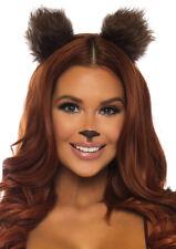 Leg Avenue Bear Ear Headband, Brown, One Size - LA-A2841-BRN-O/S
