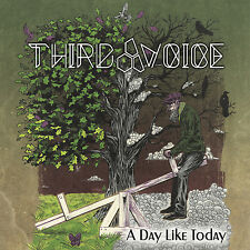 THIRD VOICE - A Day like today (NEW*US PROG METAL PRIVATE PRESS*FATES WARNING)