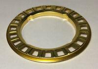 """4"""" Brass Gas Kerosene Oil Lamp Ball Shade Holder for C.D.& Rayo Burner 2 7/8"""" ID"""