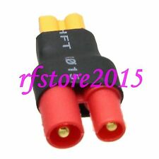 XT30 Female to HXT 3.5mm Bullet Male Adapter for Syma X8 X8G X8C X8W
