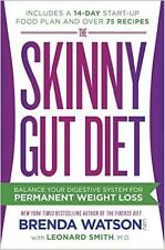 The Skinny Gut Diet - Brenda Watson 2016 Paperback Permanent Weight Loss WT74329