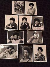 JACKSON 5 Vintage 8X10 PHOTO lot #4 from 16 Magazine Archive-  Tito Marlon