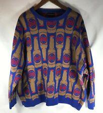 Alex Stevens Beer Sweater Cotton XXL Hipster