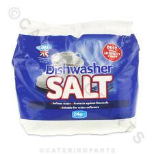 2kg Sac Lave-vaisselle RAMOLLISSEMENT Adoucisseur d'eau résine régénération