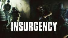 Insurgency (PC, 2014, sólo Steam key descarga código) no DVD, no CD, Steam key only