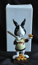 SAN FRANCISCO GIANTS CHINESE NEW YEAR RABBIT 2011 SGA BOBBLEHEAD NIB
