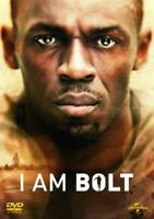 I AM BOLT USAIN BOLT UNIVERSAL UK 2016 REGION 2 DVD NEW