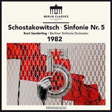 Shostakovich: Filarmonica 5 VINILE LP NUOVO Shostakovich, Dmitri