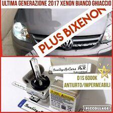 2 Lampadine XENON D1S VOLKSWAGEN GOLF PLUS 5m1 521 fari 6000K Luci VW R Line bix
