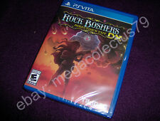 LIMITED RUN GAMES PS VITA ///Rock Boshers Director's Cut DX\ BRAND NEW SEALED