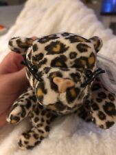 Ty Beanie Baby, Freckles 1996-PVC pellets with errors. Vintage Rare Crooked Nose
