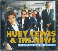 Greatest Hits by Huey Lewis & the News (CD, May-2006, Capitol/EMI Records) -NIS