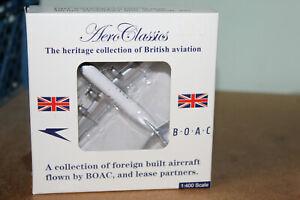 AERO CLASSICS 1:400 BOEING STRATOCRUISER - BOAC G-AKGH