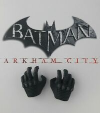 1/6 Hot Toys Arkham City Batman VGM18 Partially-Clenched Palms  *US Seller*