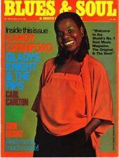Randy Crawford Blues & Soul Issue 340 1981    Carl Carlton    Eddie Kendricks