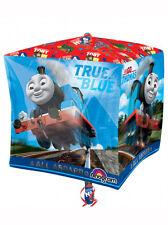 "Thomas The Tank Engine Cubez Foil Balloon Birthday Party Kids Decoration 15"""