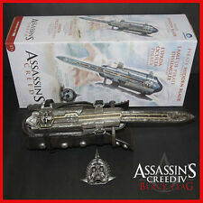 ★ Assassin's Creed IV 4 Black Flag LAMA CELATA cosplay Edward Kenway gauntlet