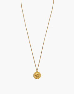 Madewell Women's Ancient Coin Necklace style MA512 $34