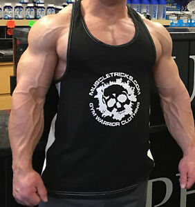 Body building vest, crossfit, muscle, stringer.,. worldwide delivery