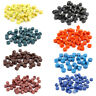 100pcs Vintage Wax Seal Stamp Tablet Pill Beads for Envelope Sealing Wax