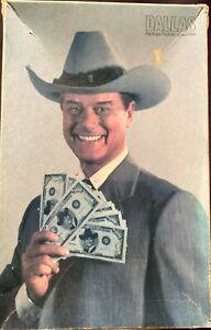 TV Memorabilia Jigsaw Puzzles (2) 1980 Dallas & 1976 Movin' On