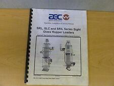 Aec Srl Slc Sril Series Hooper Loaders Operation, Installation & Maint. Manual
