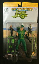 DC DIRECT GREEN ARROW ACTION FIGURE MIB
